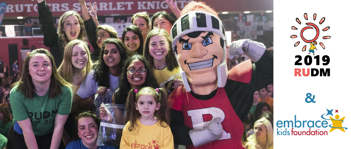Register Now for Rutgers University Dance Marathon